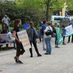 Bekämpft jede Krise! Klimastreik im Netz und auch auf Halles Straßen