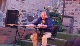 Hans-Hennig Schmidt liest bei der Offenen Bühne am 7. August 2020