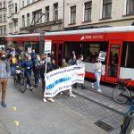 Klimastreik in Halle am 25.09.2020