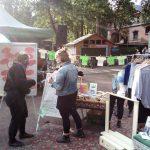 Nachdenken und Umsteigen: Umweltbildungstag am Peissnitzhaus