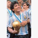 DIE & GO - Als Maradona nach Leipzig kam. Erinnerungen an große Fußballmomente