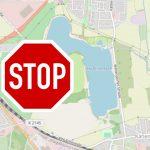 Nach Golfplatz weitere 1,8 ha Versiegelung? AHA fordert Baustopp am Hufeisensee